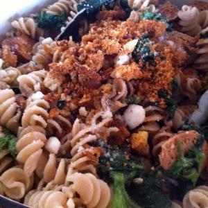 Nettle pasta