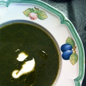 Nettle Soup